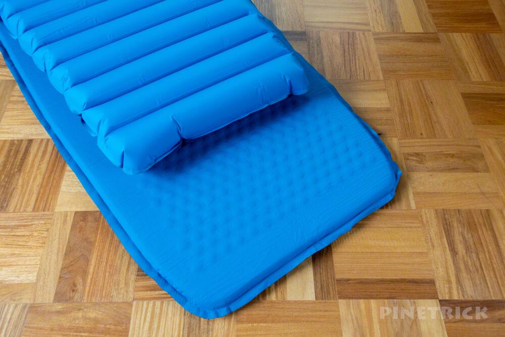 テント泊 寝袋 エアマット イスカ モンベル 比較 軽量 快眠 長さ 足元 シルエット