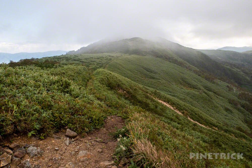 ニセコ 白樺山 登山 北海道
