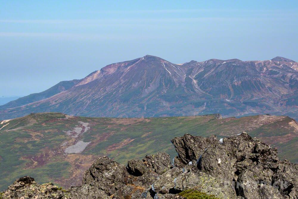 トムラウシ山 大雪山 登山 短縮コース 北海道 紅葉 山頂 旭岳