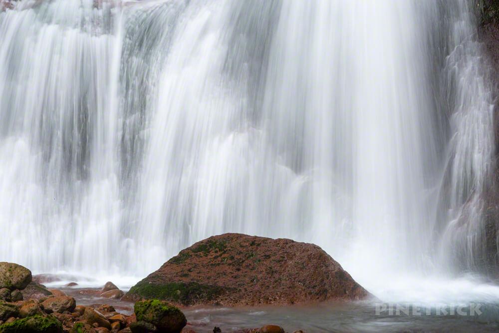 層雲峡温泉 紅葉谷散策路 北海道 観光スポット おすすめ 紅葉滝