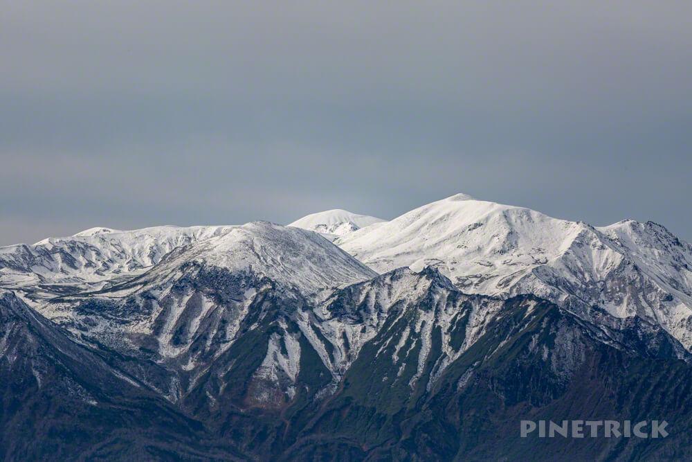 ニセイカウシュッペ山 ニセカウ 登山 北海道 登山口