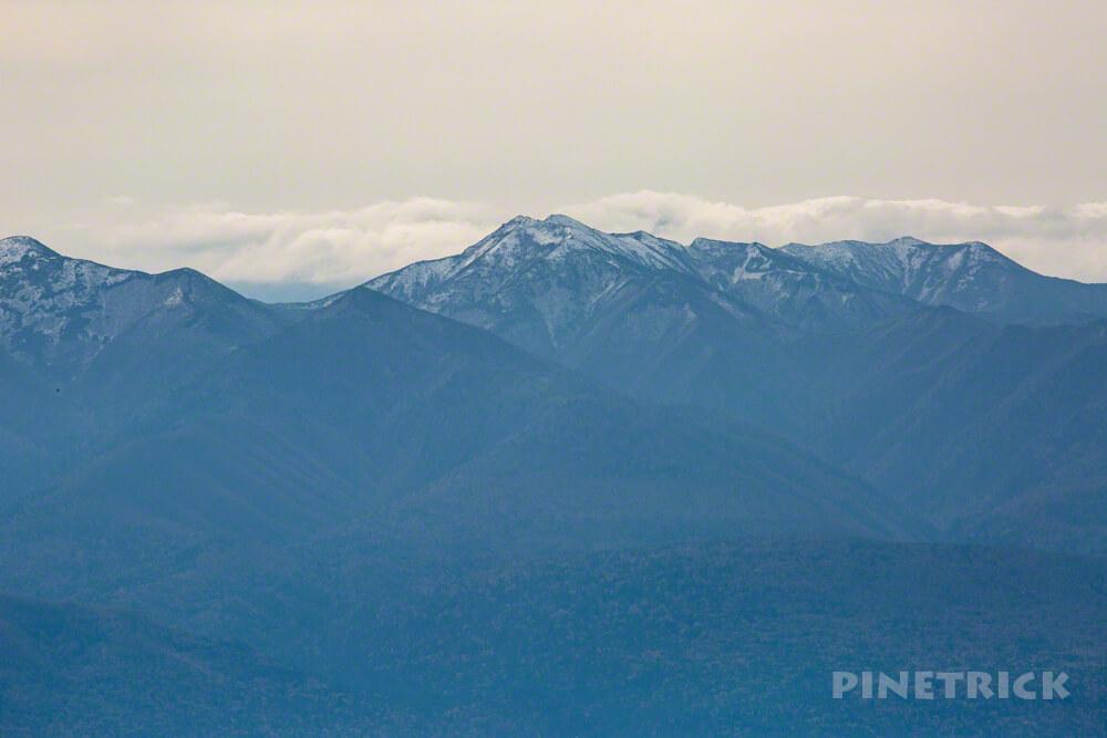 ニセイカウシュッペ山 ニセカウ 登山 北海道 トムラウシ