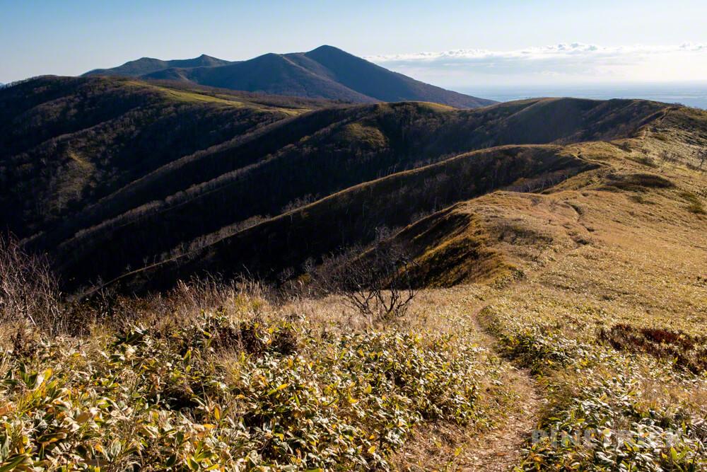 摩周岳 摩周湖 登山 北海道 第一展望台 西別岳