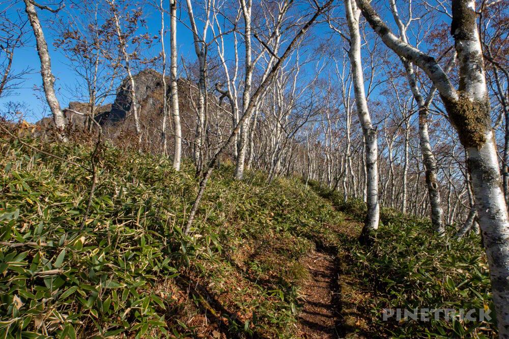 摩周岳 摩周湖 登山 北海道 第一展望台