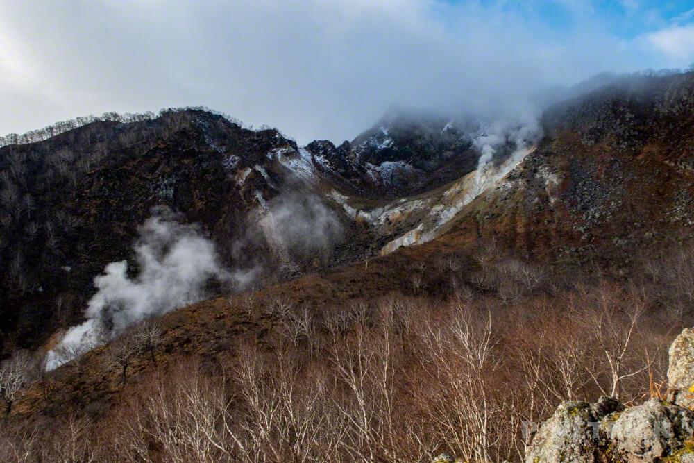 恵庭岳 登山 北海道 支笏湖 第一展望台