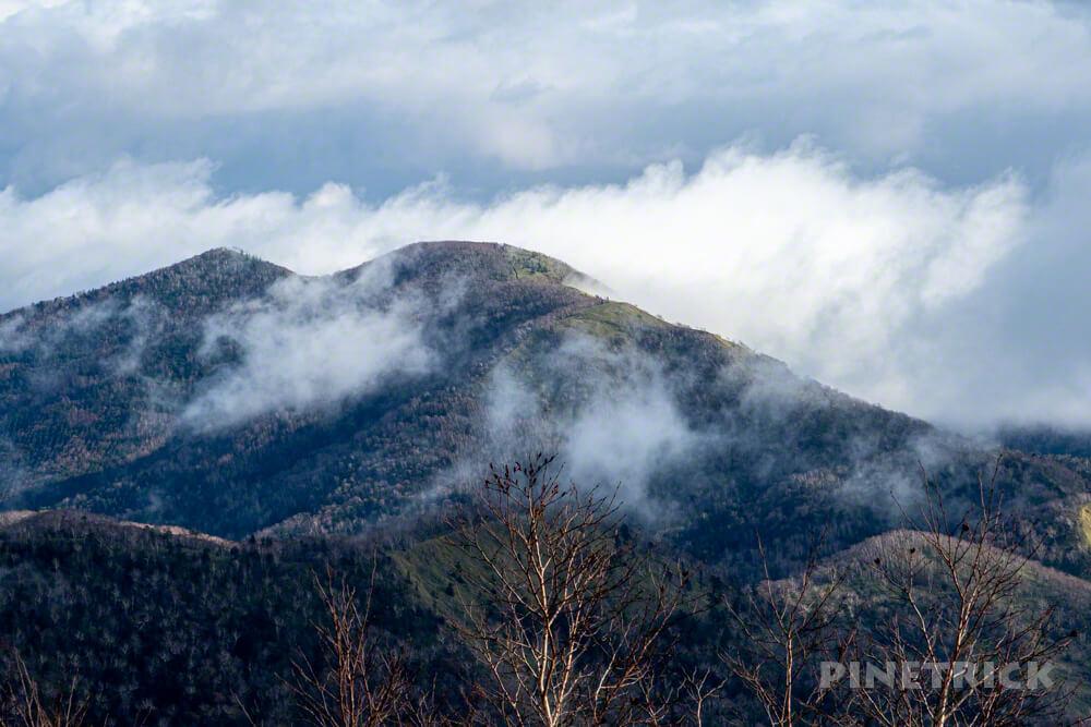 恵庭岳 登山 北海道 支笏湖 第一展望台 イチャンコッペ山