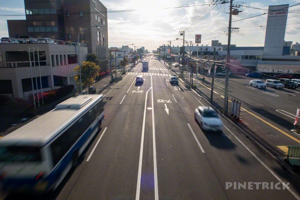 札幌市 街ブラ JRバス