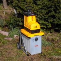 RYOBI GS-2020 ガーデンシュレッダー 剪定 枝木 粉砕機