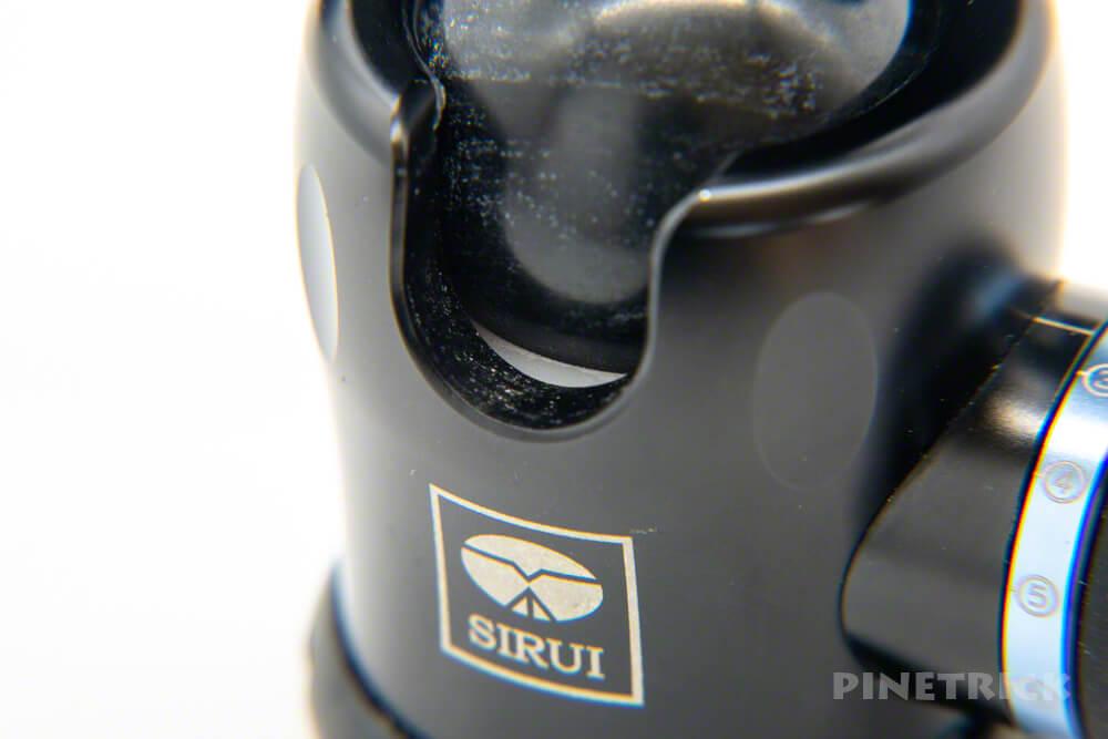 SIRUI  自由雲台 k-20X  保証期間 6年 経年劣化