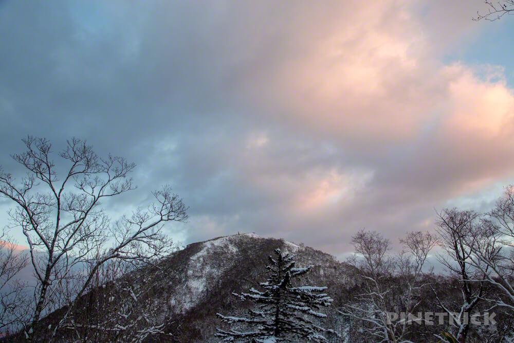 イチャンコッペ山 登山 785  北海道