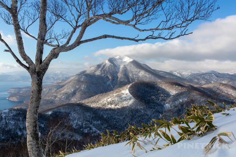 イチャンコッペ山 785  登山 恵庭岳 北海道