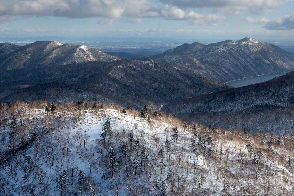 紋別岳 イチャンコッペ山 オコタンぺ山 登山 北海道