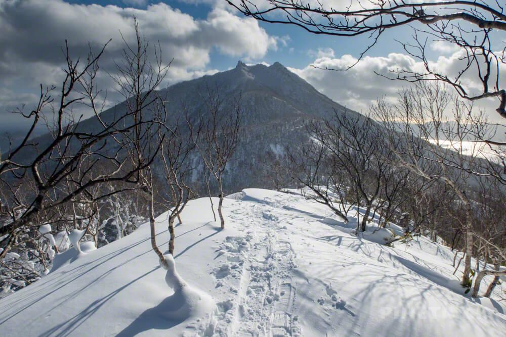 オコタンぺ山 登山 北海道 恵庭岳