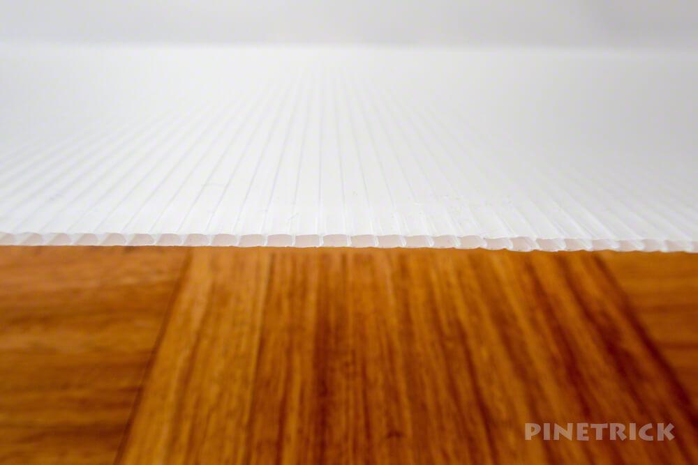 窓 防寒 プラダン 折りたたみ ホーマック 厚さ 2.5mm