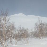 目国内岳 新見温泉 新見峠 北海道 雪山 登山