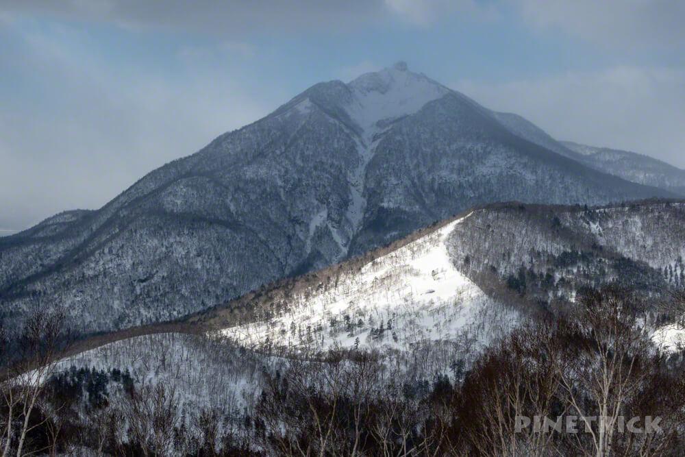 イチャンコッペ山 支笏湖 登山 冬山 785 恵庭岳 幌平山
