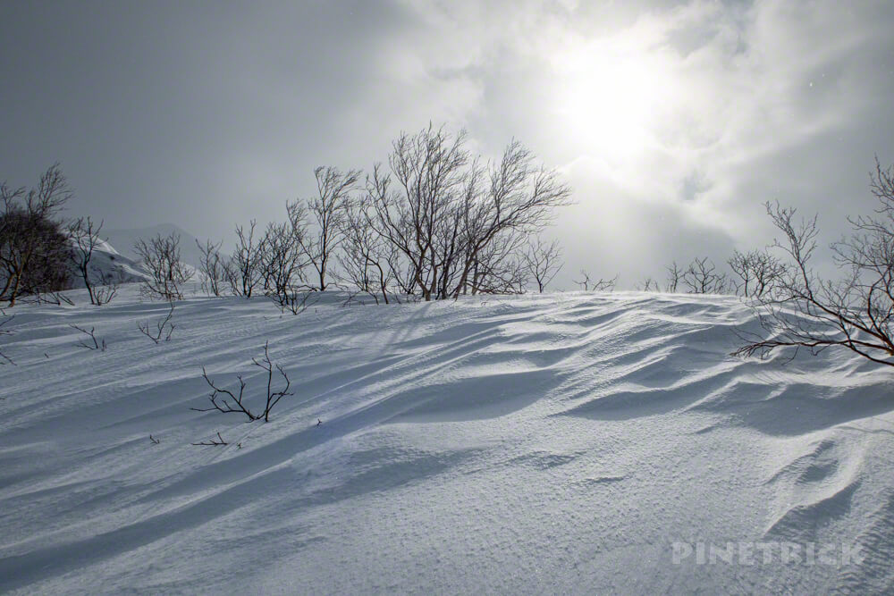 ニセコアンヌプリ 駐車場 北海道 登山