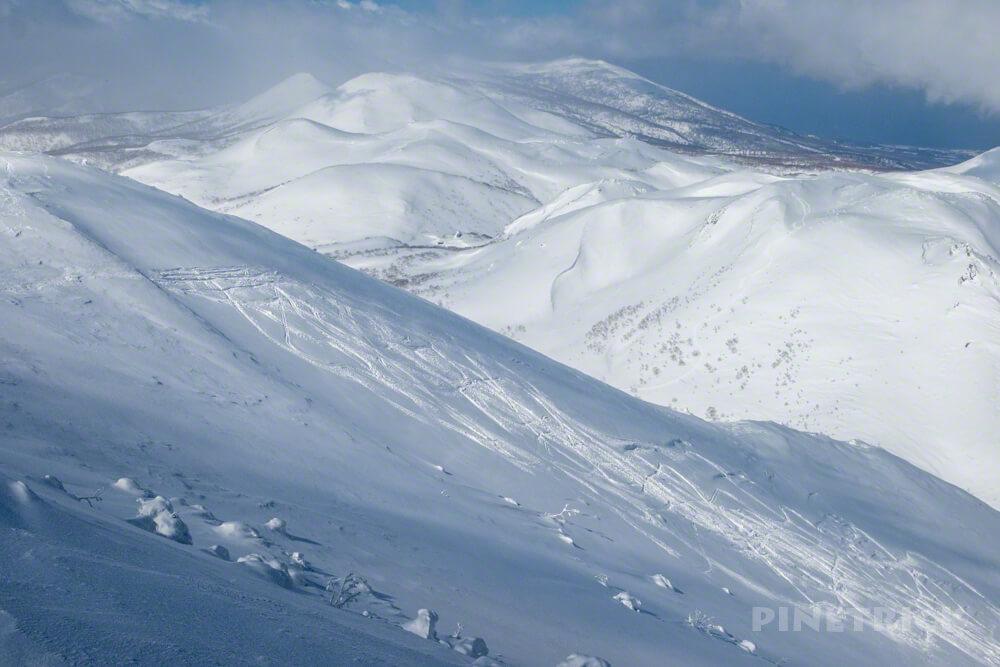 ニセコアンヌプリ ニセコ連山 登山 北海道 バックカントリー