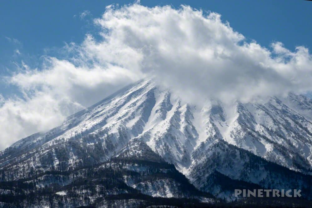 羊蹄山 北海道 登山