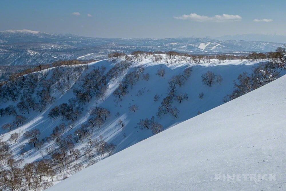 無意根山 豊羽元山コース 登山 北海道 定山渓 薄別コース 登山