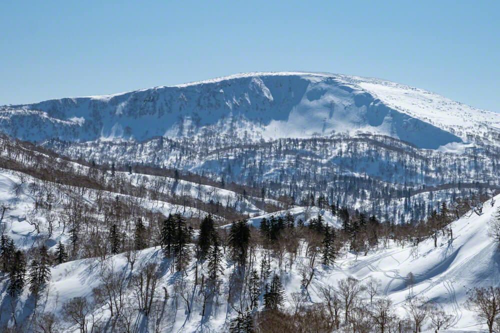 無意根山 北海道 登山