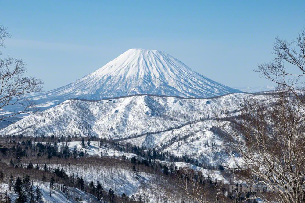 羊蹄山 北海道 美比内山 登山