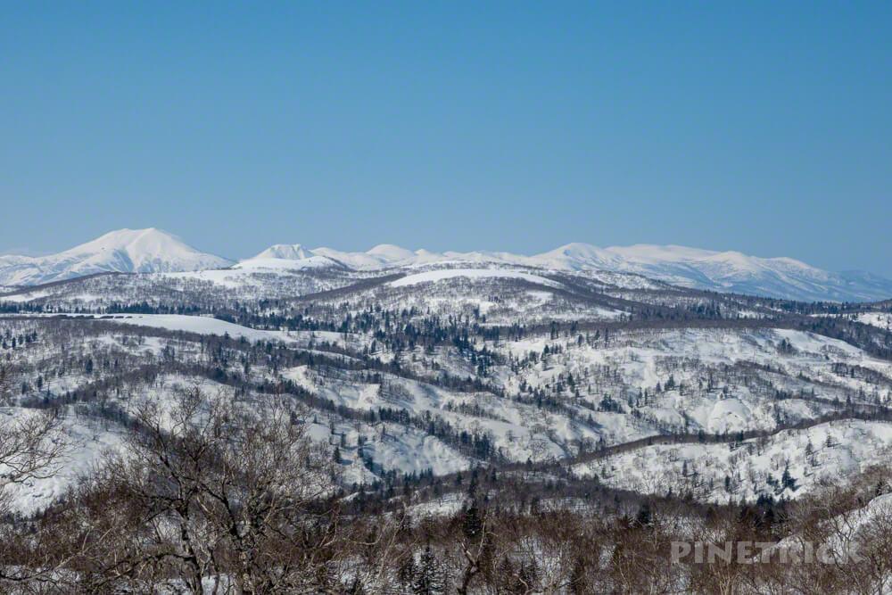 ニセコ連山 北海道 登山