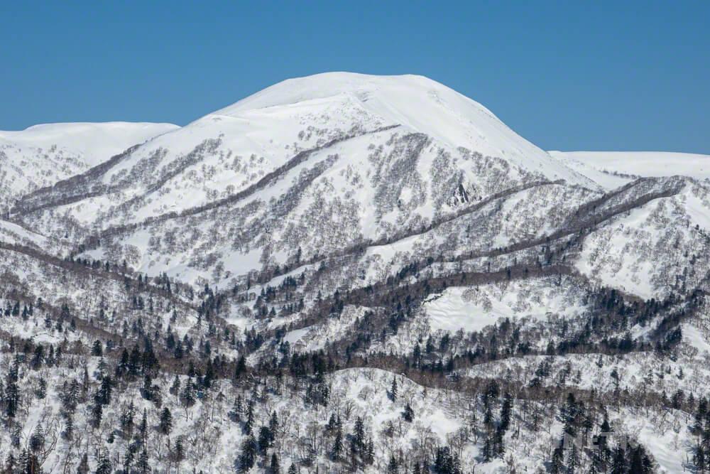美比内山 余市岳 登山 北海道