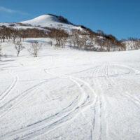 暑寒別岳 登山 北海道 増毛山塊 暑寒荘 駐車場
