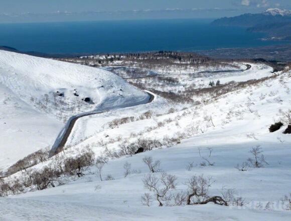 ニトヌプリ チセヌプリ ニセコパノラマライン 登山 北海道