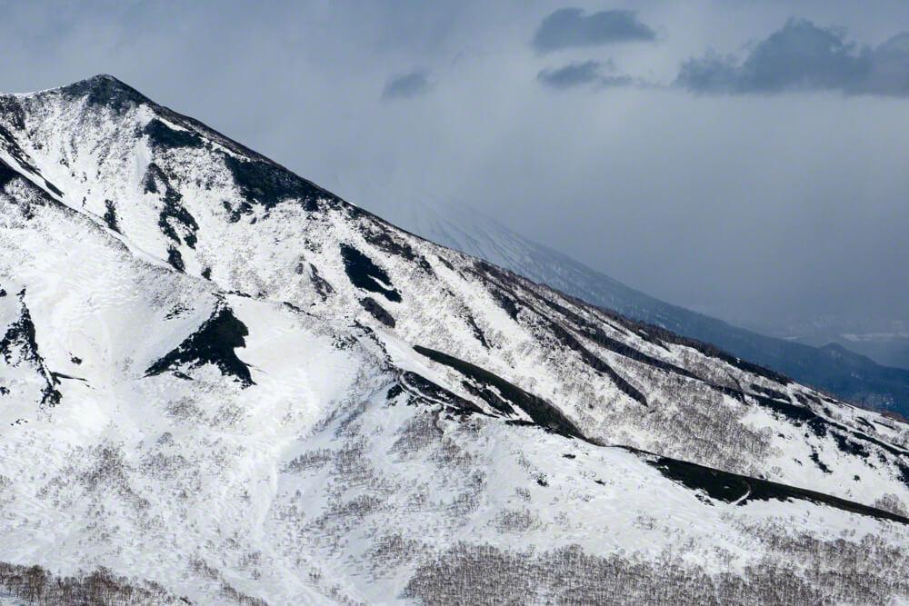 ニトヌプリ ニセコ スノーシュー 登山 北海道 ニセコパノラマライン 南峰 ニセコアンヌプリ 羊蹄山