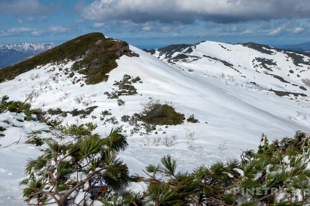 ニトヌプリ 登山 北海道 ニセコパノラマライン