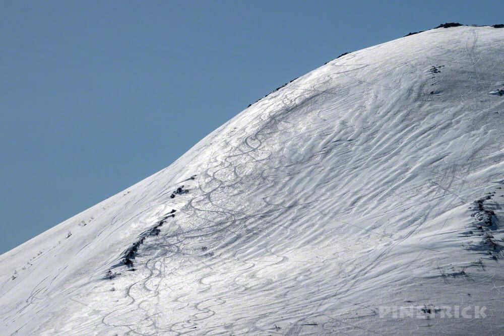 ニトヌプリ チセヌプリ 登山 北海道 ニセコパノラマライン