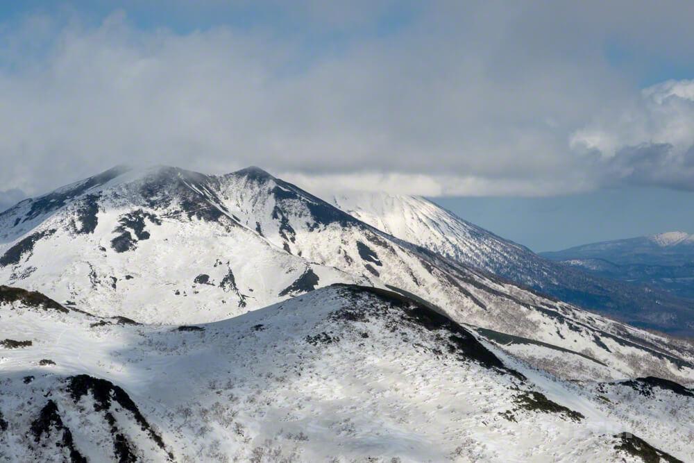 チセヌプリ イワヌプリ アンヌプリ 羊蹄山 登山 北海道