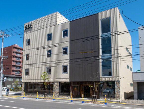 秀岳荘 北大店 リニューアルオープン 北海道 アウトドアショップ