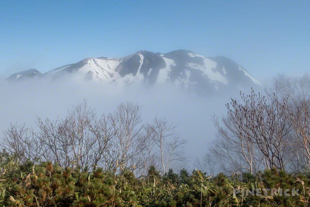 ニセコアンヌプリ 登山 北海道 イワオヌプリ