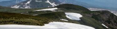 岩内岳 雷電山 登山 北海道 ニセコ連山 羊蹄山