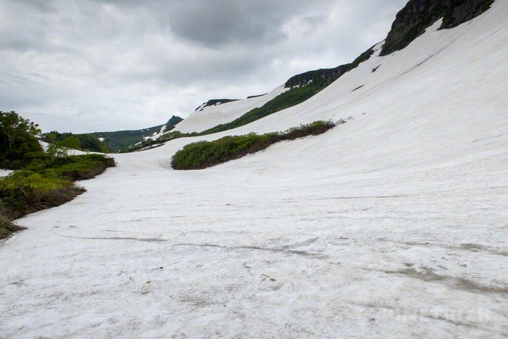 白雲岳 登山 北海道 高原温泉 沼めぐり 大学沼