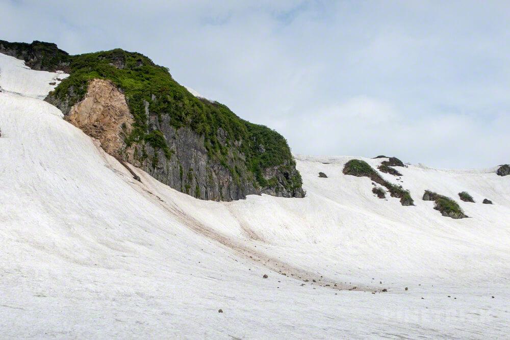 白雲岳 登山 北海道 高原温泉 沼めぐり 三笠新道