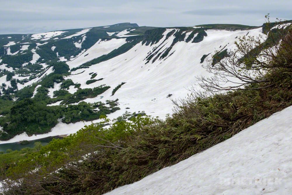 白雲岳 登山 北海道 高原温泉 沼めぐり