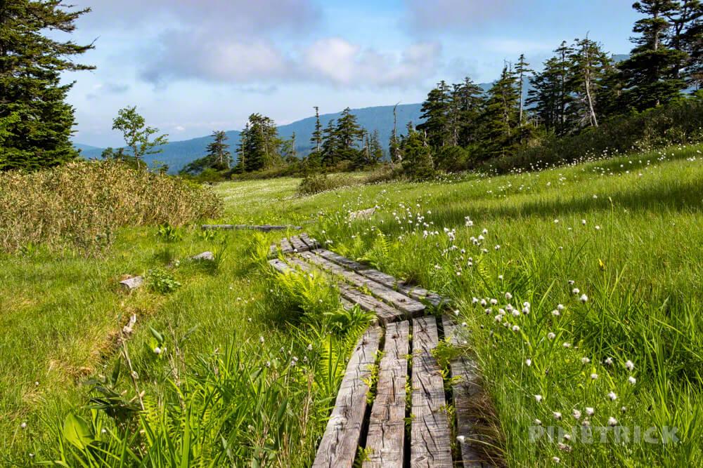 天人峡コース 登山  北海道 第一公園