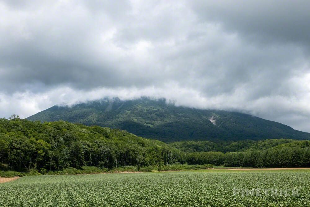 羊蹄山 登山 北海道
