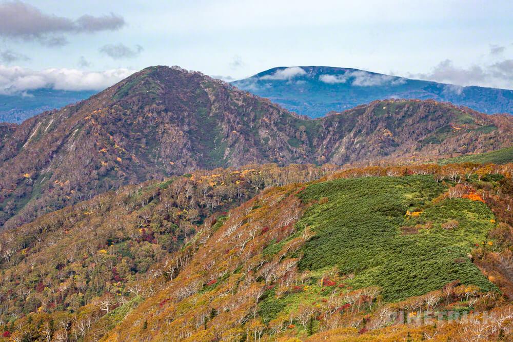 空沼岳 登山 北海道 山頂 札幌岳