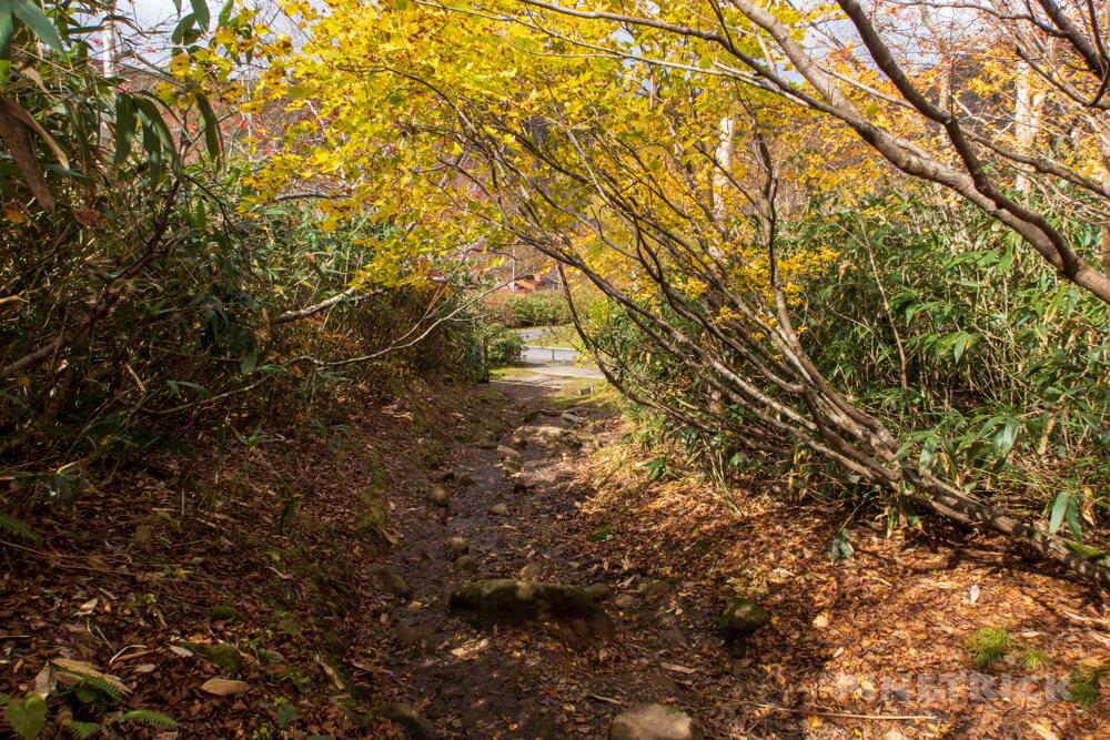 ニセコアンヌプリ 登山 北海道