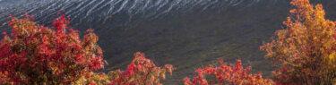 樽前山 登山 紅葉 北海道 東山山頂
